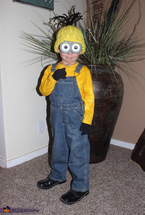 Little Minion Costume