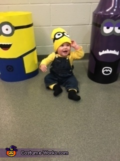 My Little Minion, Little Minion Costume