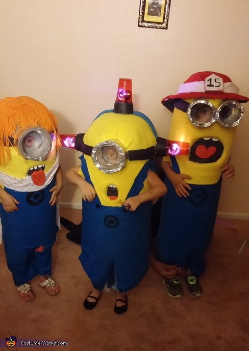 Little Minions Costume