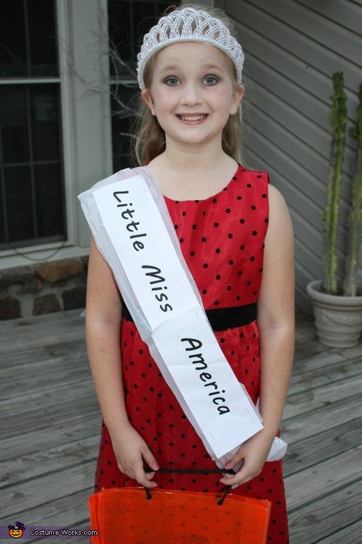 Little Miss America Costume