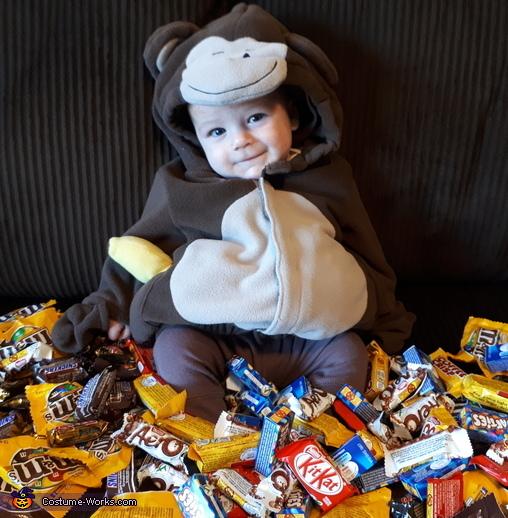 Little Monkey Costume