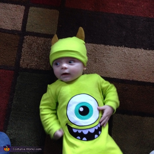 Little Monster Costume