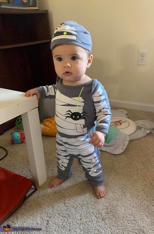 Little Mummy Costume
