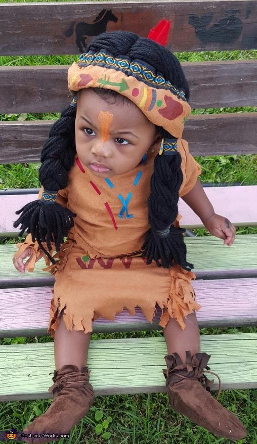 Little Native American Costume