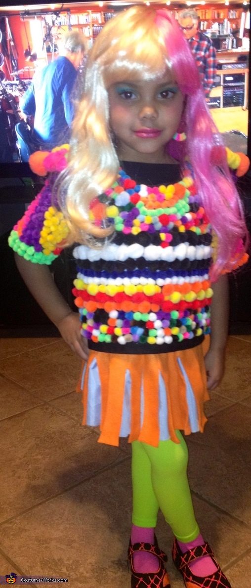 Little Nicki Minaj Costume