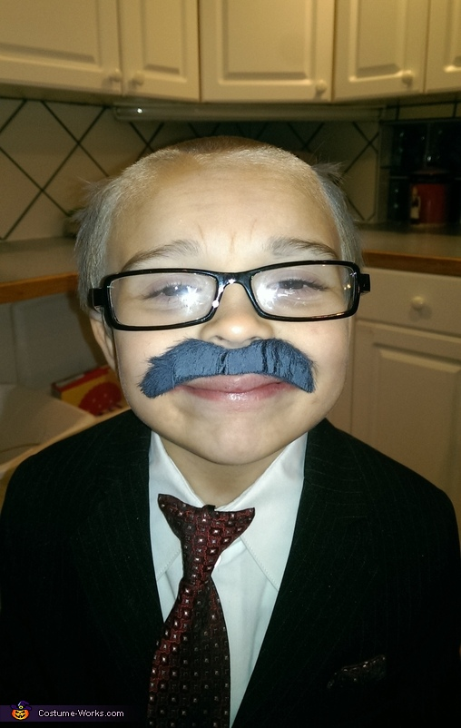 Little Old Man Costume