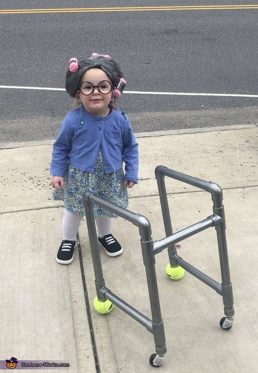 Little Ole Lady Costume