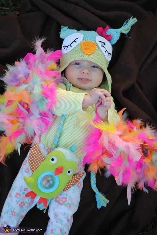 Happy OWL-oween!, Little Owl Costume