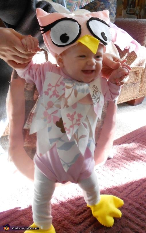 Little Owl Baby Costume