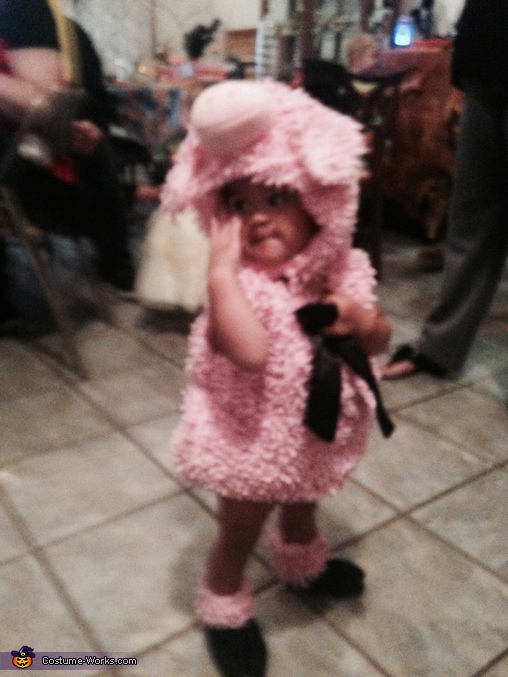 Diva piggy, Little Piggy Baby Costume
