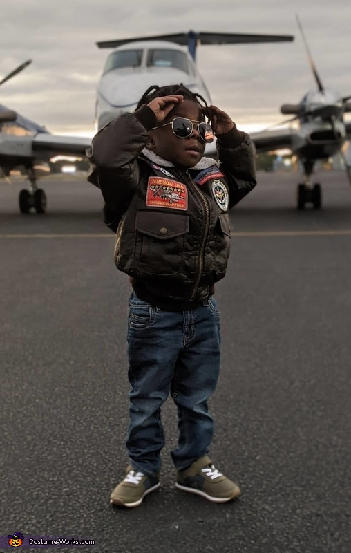 Little Pilot Costume