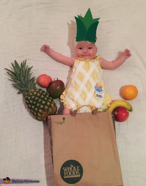 Little Pineapple Costume
