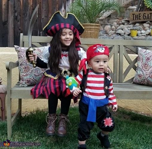 Little Pirates Costume