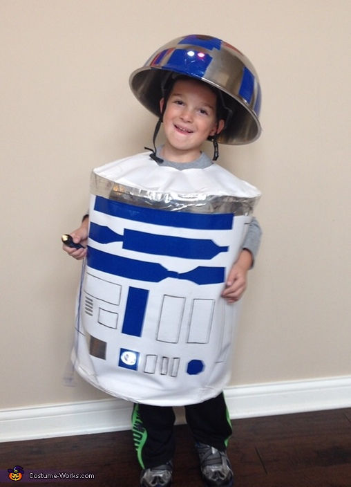 Little R2D2 Costume