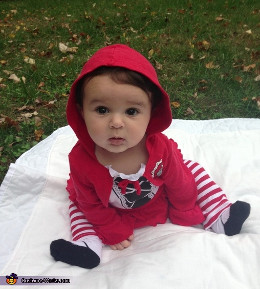 Cutest little red riding hood, Little Red and the Big Bad Wolf Costume