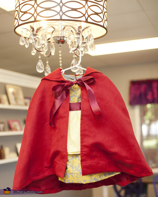Little Red Costume, Little Red Riding Hood Baby Costume