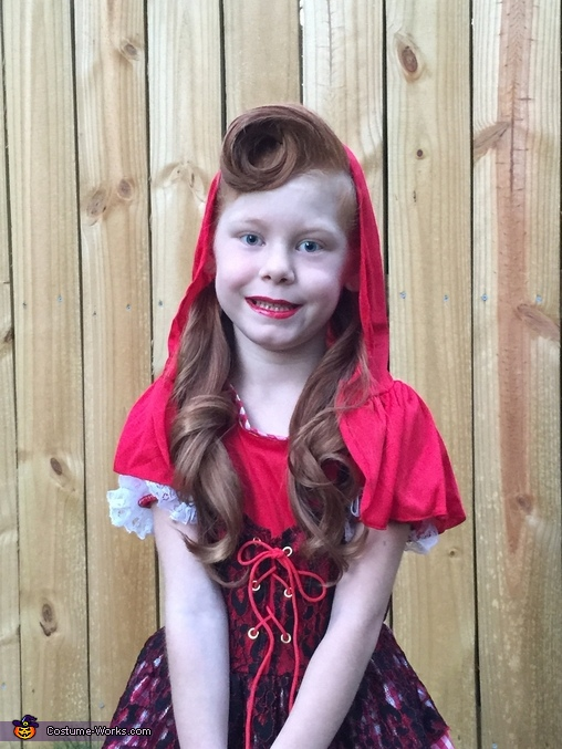 little red riding hood, Little Red Riding Hood Costume