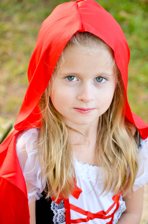 Red Riding Hood, Little Red Riding Hood and the Big Bad Wolf Costume