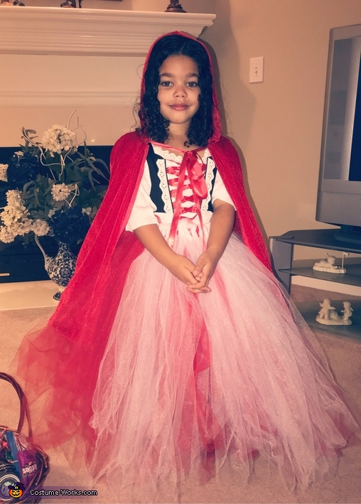 Little red riding hood, Little Red Riding Hood Costume