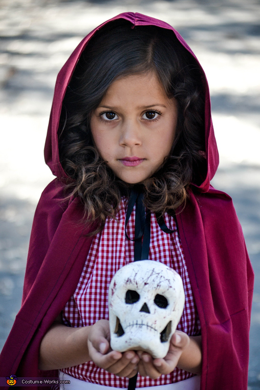 Little Red Riding Hood, Little Red Riding Hood & The Big Bad Wolf Costume