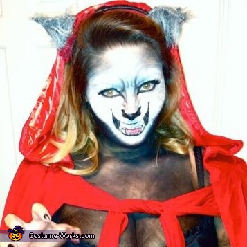 Little Red Riding Hood / The Wolf Costume