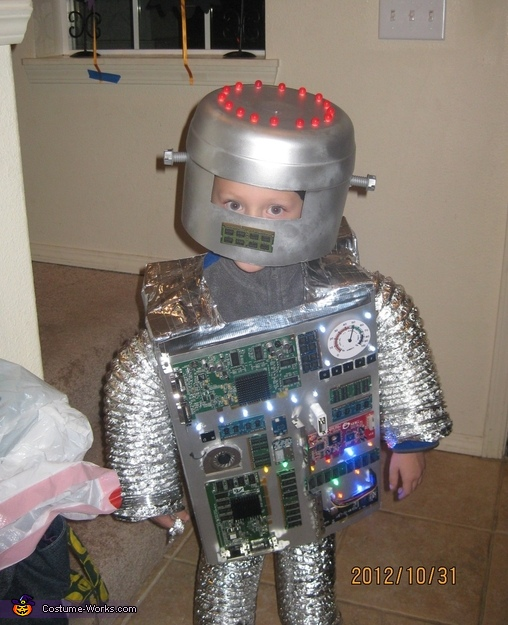 Little Robot Costume