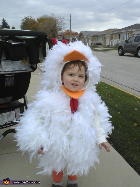 Little Rooster Baby Costume