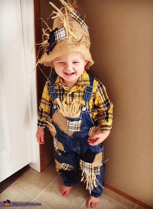 Little Scarecrow Costume