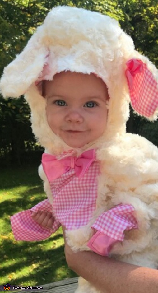 Little Sheep Costume