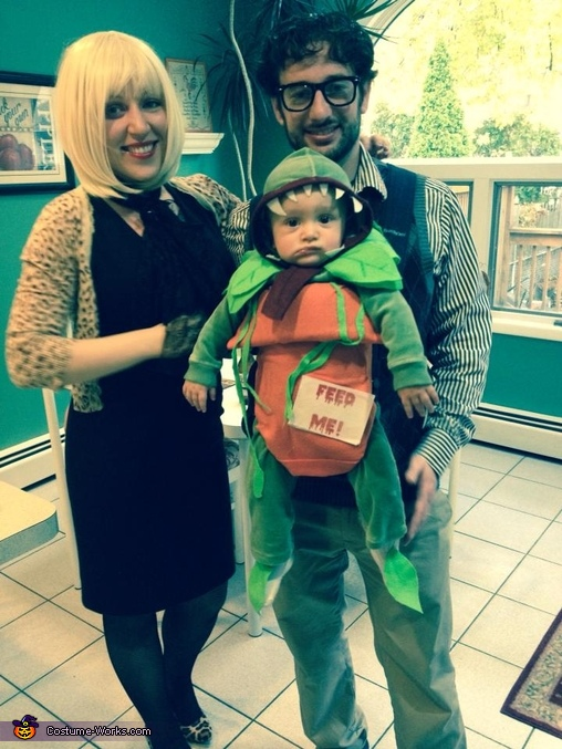 Little Shop of Horrors Family Costume