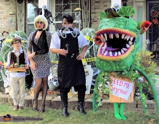 Little Shop of Horrors Costume