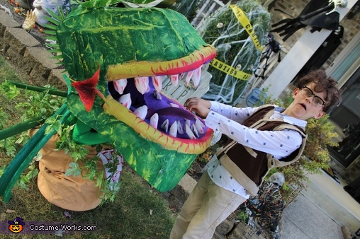Feed me Seymour, Little Shop of Horrors Costume