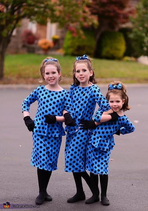 Little Shop of Horrors Family Homemade Costume
