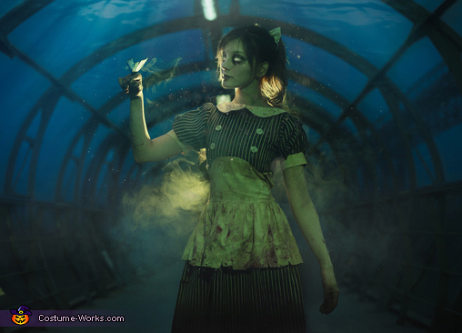 Little Sister from Bioshock Costume