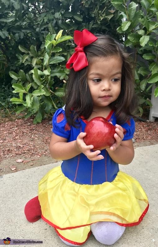Little Snow White Costume