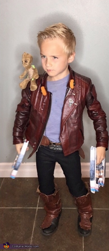 Little Star-Lord Costume
