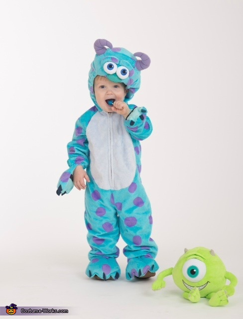 Little Sully Costume