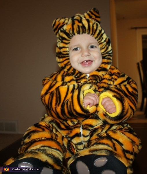Little Tiger Costume