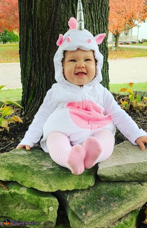 Little Unicorn Costume