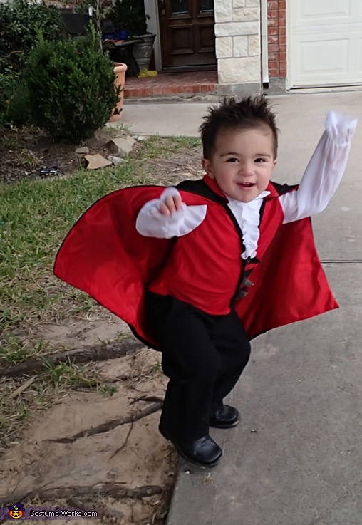 Little Vampire Baby Costume
