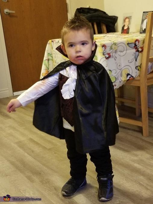 Little Vampire Costume