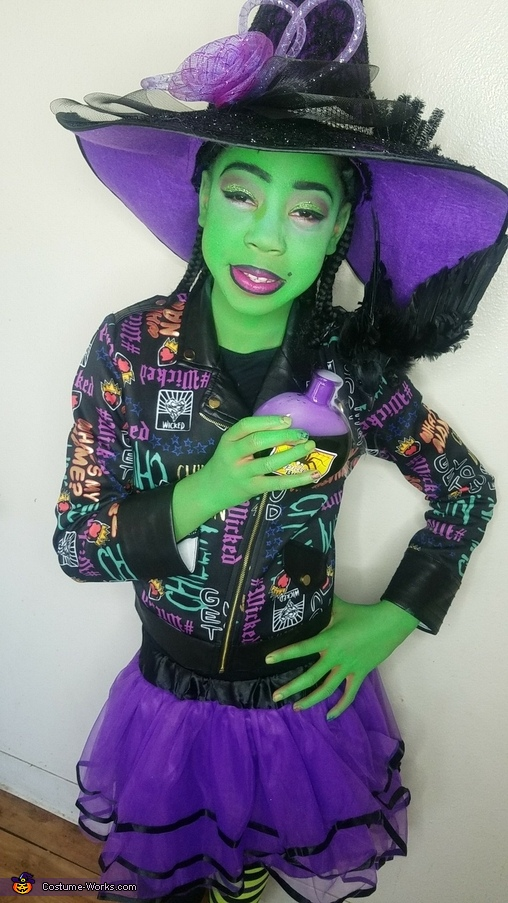 Little Wicked Witch Costume