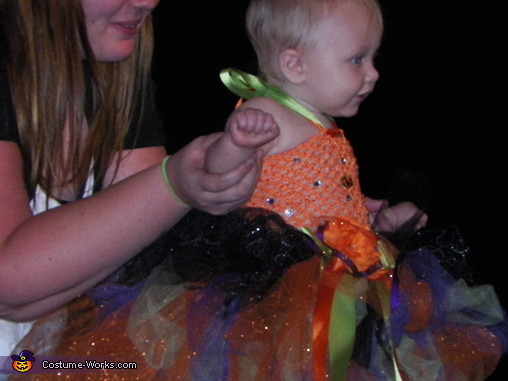 I put a Spell on You! , Little Witch Baby Costume
