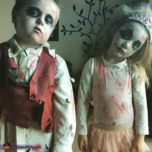 Little Zombies Costume