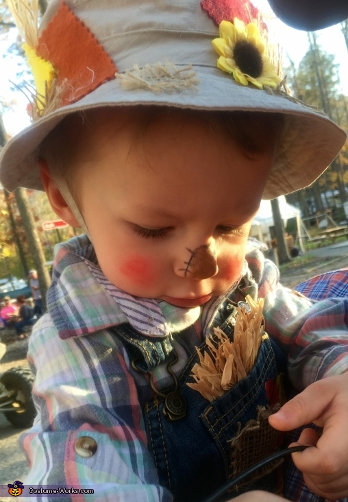 My little scarecrow, Littlest Scarecrow Costume