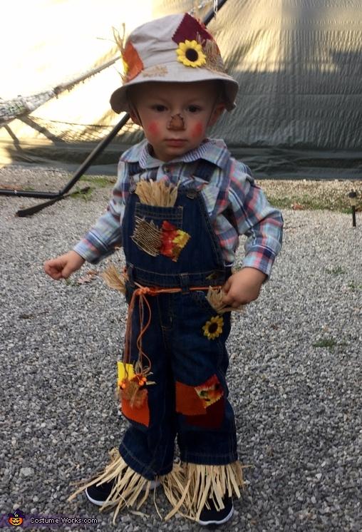 Littlest Scarecrow Costume