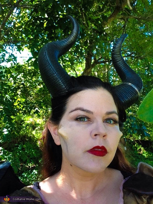 Live Action Maleficent Homemade Costume