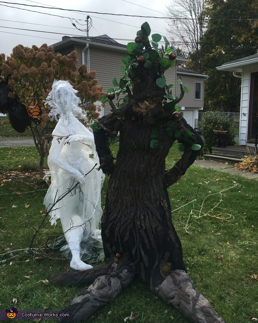 Lively Tree Costume