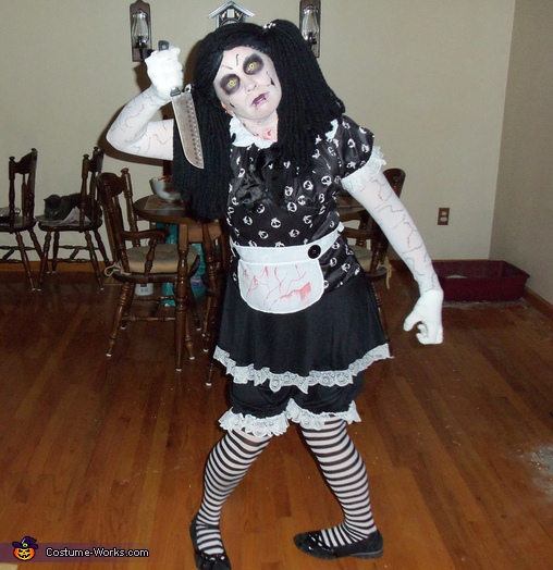 Living Dead Doll - Store Bought costumes for women