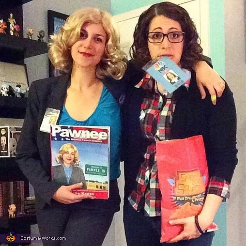 Liz Lemon and Leslie Knope Costume